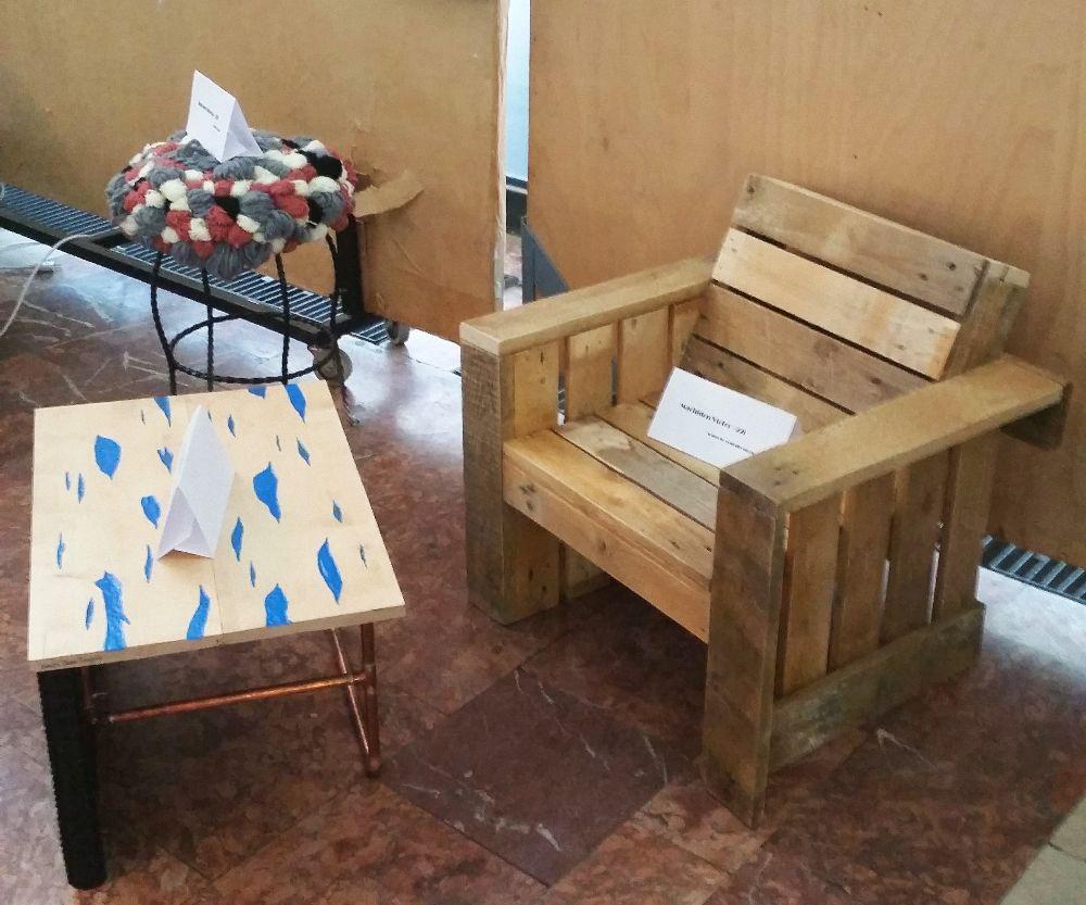 adelaparvu.com despre expozitia cu obiecte reciclate a Studentilor la arhitectura de interior UNAUIM, editia a 6 a (17)