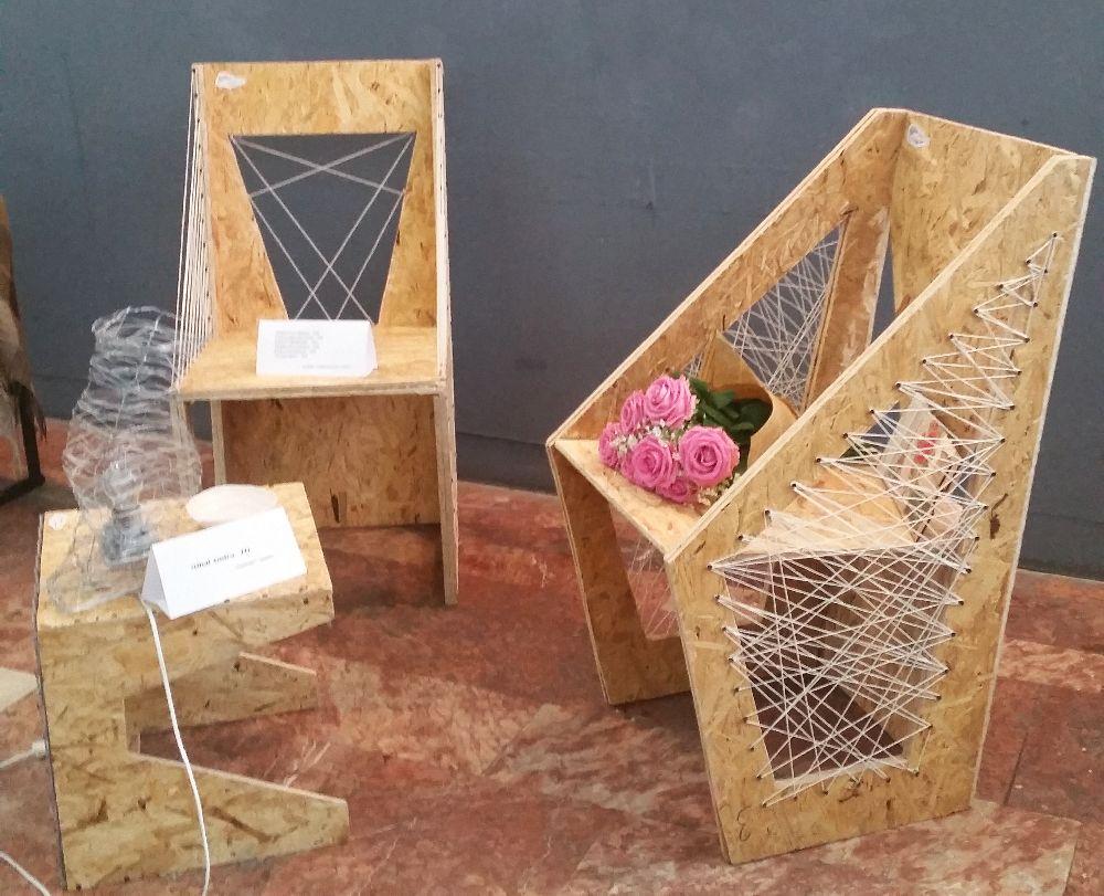 adelaparvu.com despre expozitia cu obiecte reciclate a Studentilor la arhitectura de interior UNAUIM, editia a 6 a (26)
