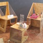 adelaparvu.com despre expozitia cu obiecte reciclate a Studentilor la arhitectura de interior UNAUIM, editia a 6 a (27)