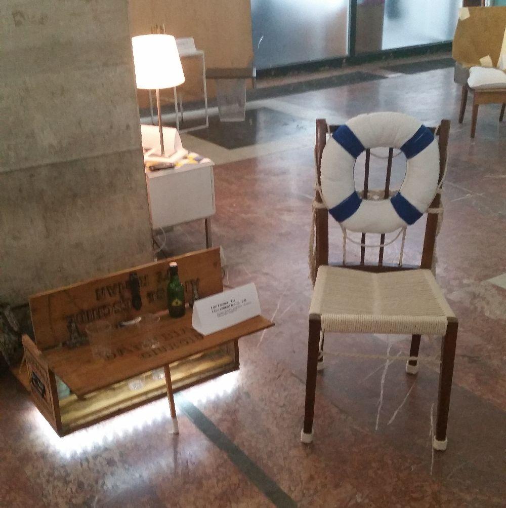 adelaparvu.com despre expozitia cu obiecte reciclate a Studentilor la arhitectura de interior UNAUIM, editia a 6 a (30)