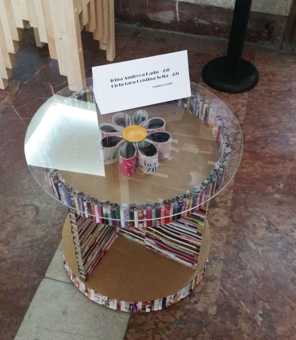 adelaparvu.com despre expozitia cu obiecte reciclate a Studentilor la arhitectura de interior UNAUIM, editia a 6 a (4)