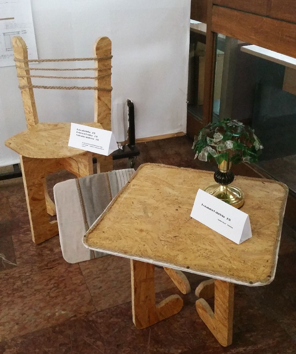 adelaparvu.com despre expozitia cu obiecte reciclate a Studentilor la arhitectura de interior UNAUIM, editia a 6 a (6)