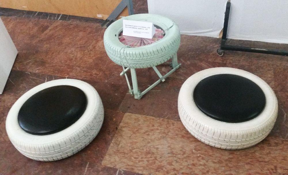 adelaparvu.com despre expozitia cu obiecte reciclate a Studentilor la arhitectura de interior UNAUIM, editia a 6 a (8)