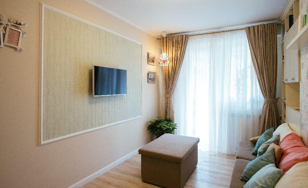 adelaparvu.com despre garsoniera 30 mp, in Suceava, Romania, designer interior Manuela Cosovanu, Foto Ovidiu Lesan (1)