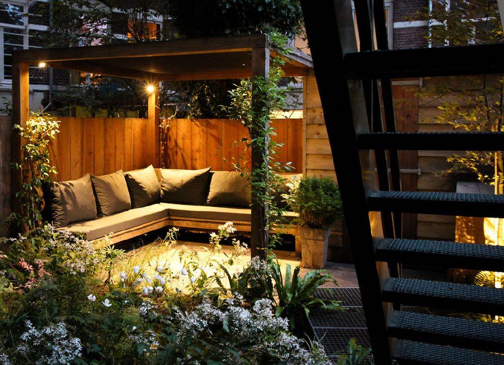 adelaparvu.com despre gradina mica urbana, design Arjan Boekel, gradina Amsterdam (2)
