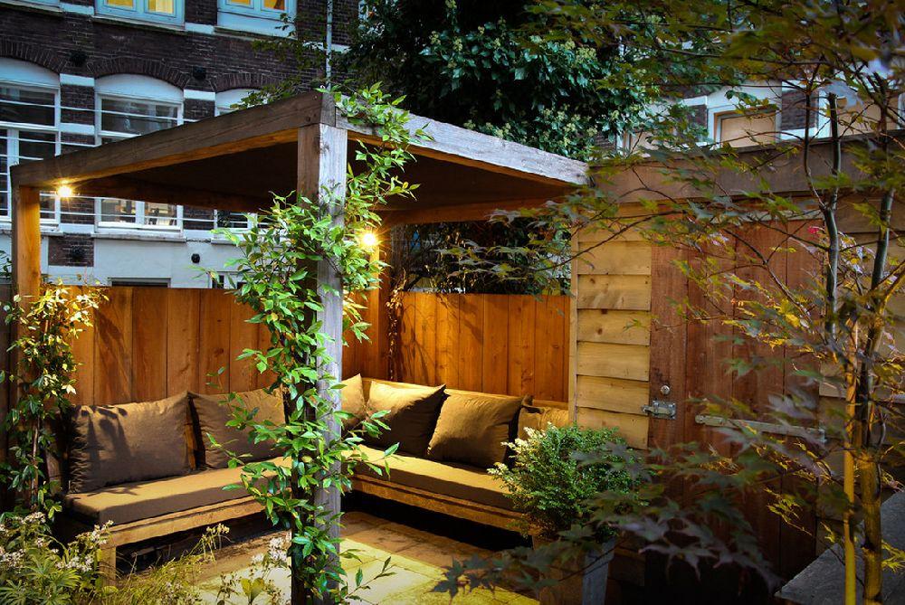 adelaparvu.com despre gradina mica urbana, design Arjan Boekel, gradina Amsterdam (7)