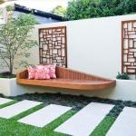 adelaparvu.com despre gradina mica urbana, design Steve Warner, Outhouse Design (1)