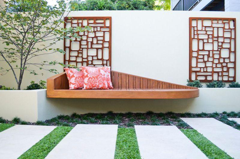 adelaparvu.com despre gradina mica urbana, design Steve Warner, Outhouse Design (2)