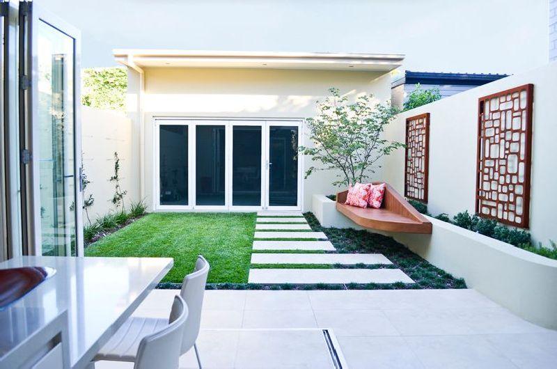 adelaparvu.com despre gradina mica urbana, design Steve Warner, Outhouse Design (4)