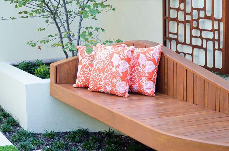 adelaparvu.com despre gradina mica urbana, design Steve Warner, Outhouse Design (5)