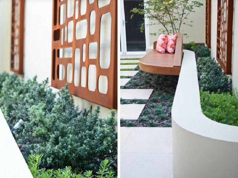 adelaparvu.com despre gradina mica urbana, design Steve Warner, Outhouse Design (7)