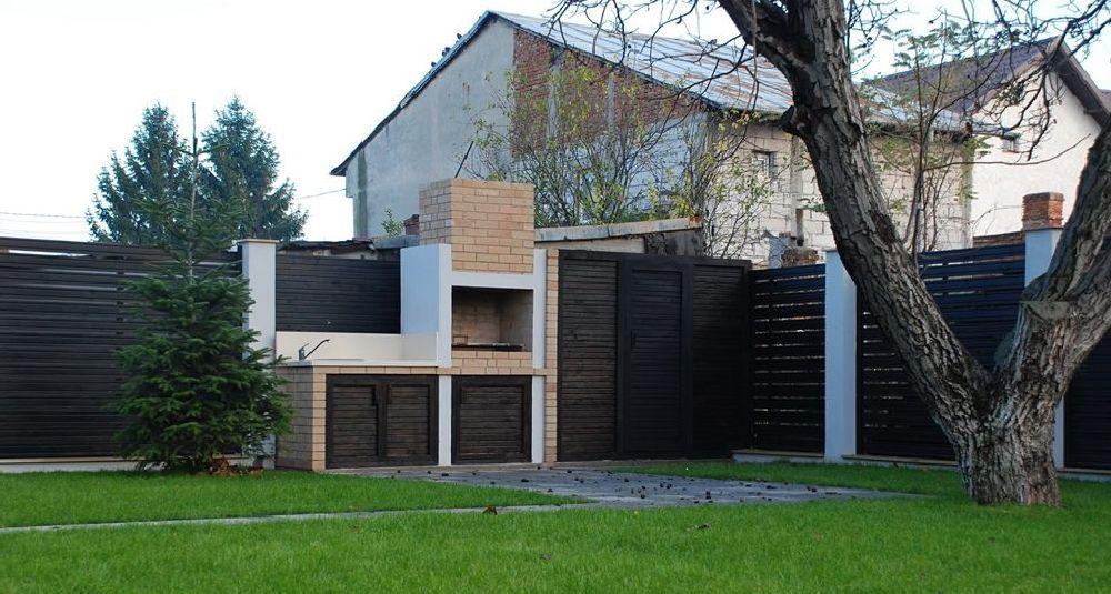 adelaparvu.com despre gratare zidite in gradina, design Gratarul Dragomir (4)