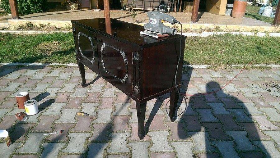 adelaparvu.com despre transformare mobila veche, proiect Marius si Elena Zaharia, Bacau (10)