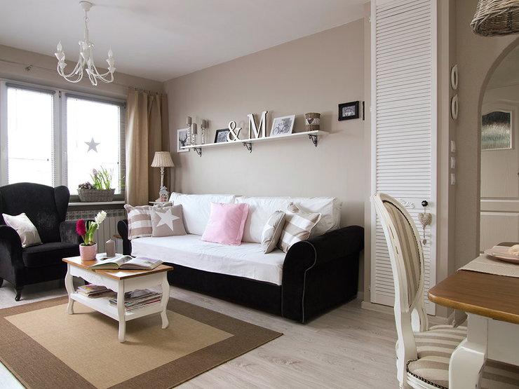 adelaparvu.com despre apartament de bloc 2 camere cu mobila reconditionata, Foto  Sylwester Rejmer (1)