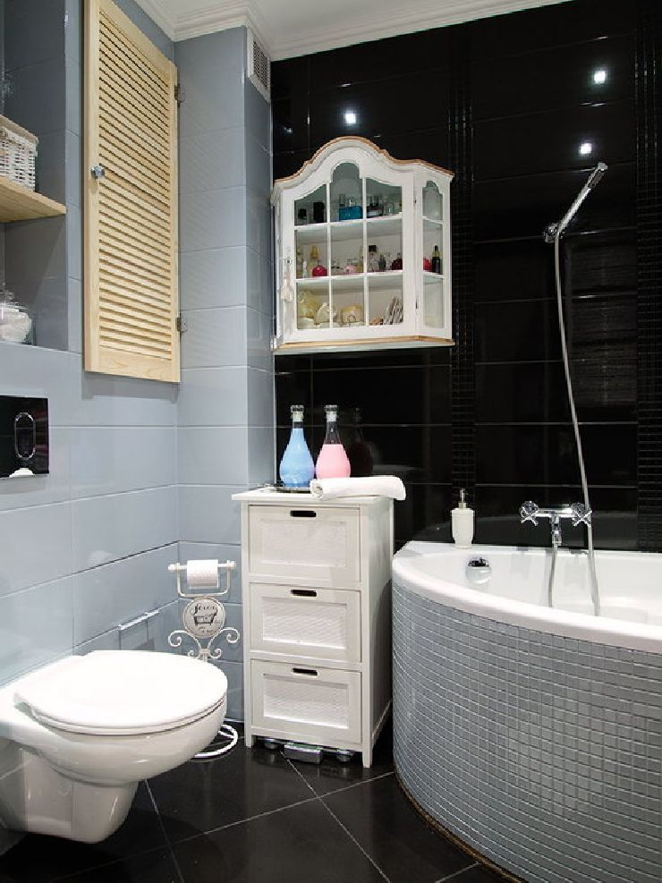 adelaparvu.com despre apartament de bloc 2 camere cu mobila reconditionata, Foto  Sylwester Rejmer (11)