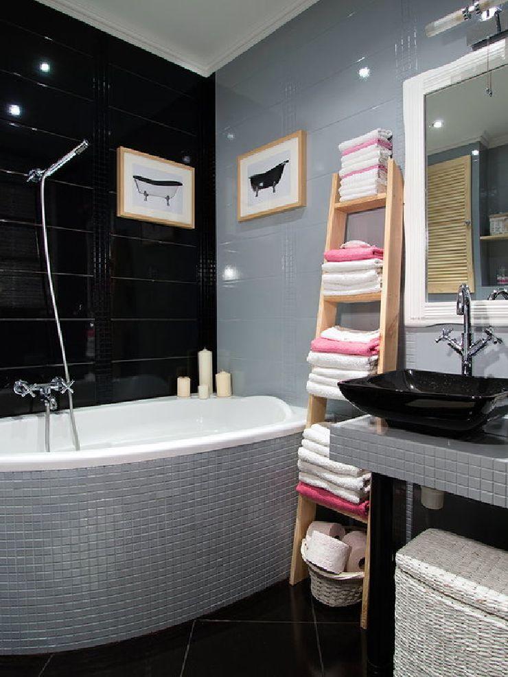 adelaparvu.com despre apartament de bloc 2 camere cu mobila reconditionata, Foto  Sylwester Rejmer (4)