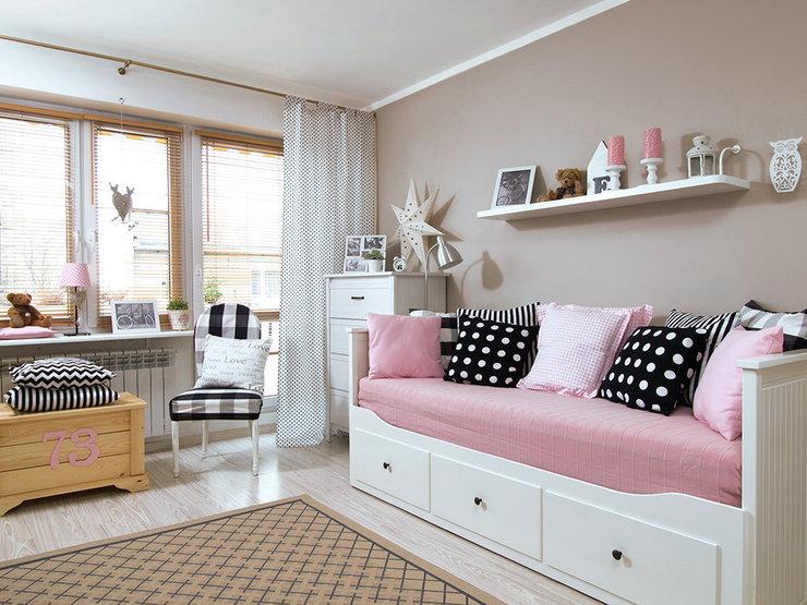 adelaparvu.com despre apartament de bloc 2 camere cu mobila reconditionata, Foto  Sylwester Rejmer (6)
