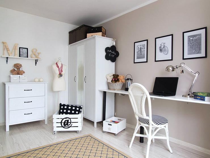 adelaparvu.com despre apartament de bloc 2 camere cu mobila reconditionata, Foto  Sylwester Rejmer (8)