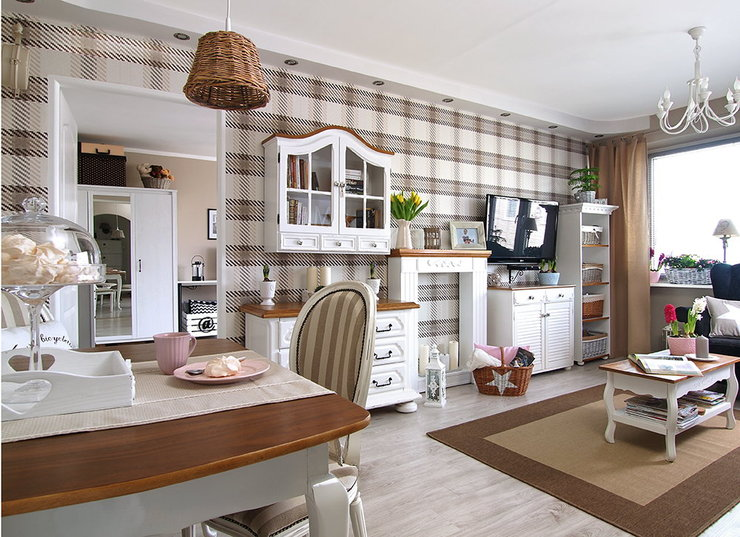 adelaparvu.com despre apartament de bloc 2 camere cu mobila reconditionata, Foto  Sylwester Rejmer (9)