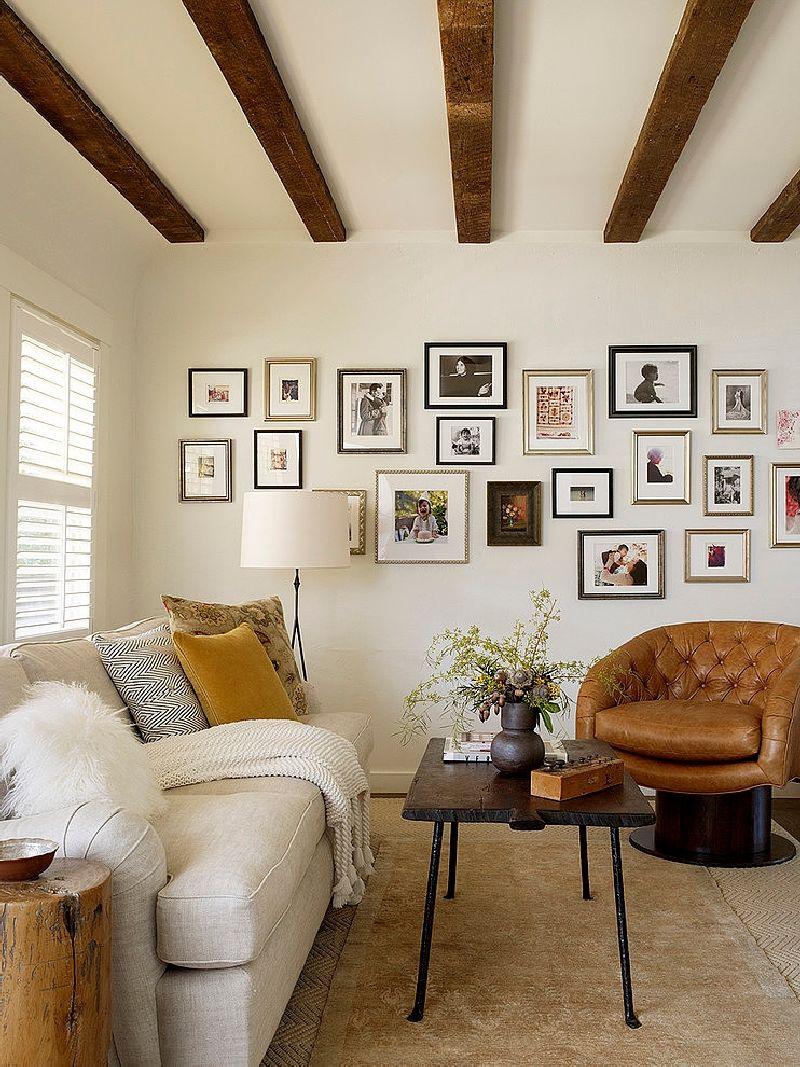adelaparvu.com despre bungalou in alb si lemn, casa in San Anselmo, Design Jute Interior Design, Foto Matthew Millman (10)