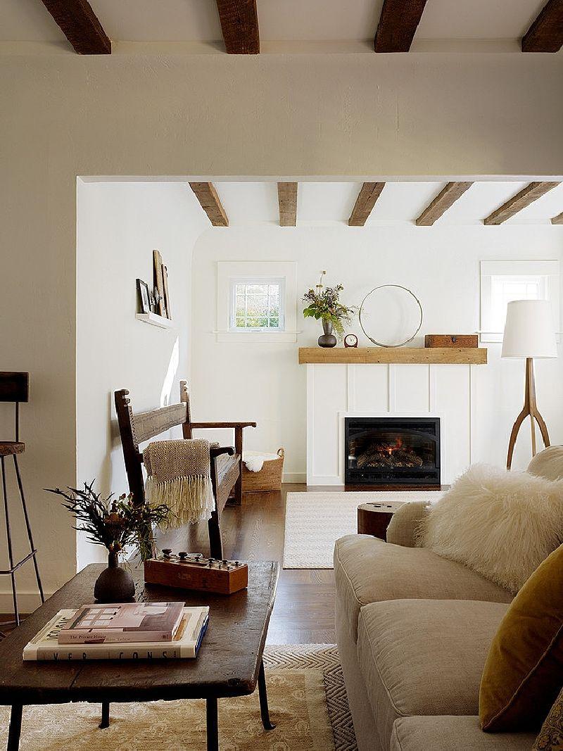 adelaparvu.com despre bungalou in alb si lemn, casa in San Anselmo, Design Jute Interior Design, Foto Matthew Millman (8)