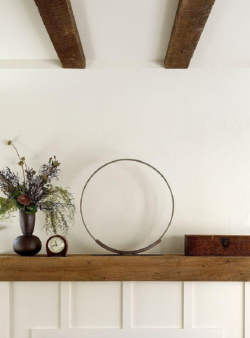 adelaparvu.com despre bungalou in alb si lemn, casa in San Anselmo, Design Jute Interior Design, Foto Matthew Millman (9)