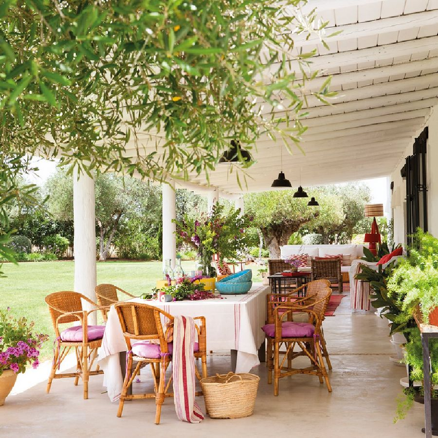 adelaparvu.com despre casa Andaluzia, casa de vacanta rustica si colorata, design interior Amparo Garrido, Foto ElMueble (1)