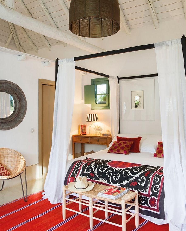 adelaparvu.com despre casa Andaluzia, casa de vacanta rustica si colorata, design interior Amparo Garrido, Foto ElMueble (12)
