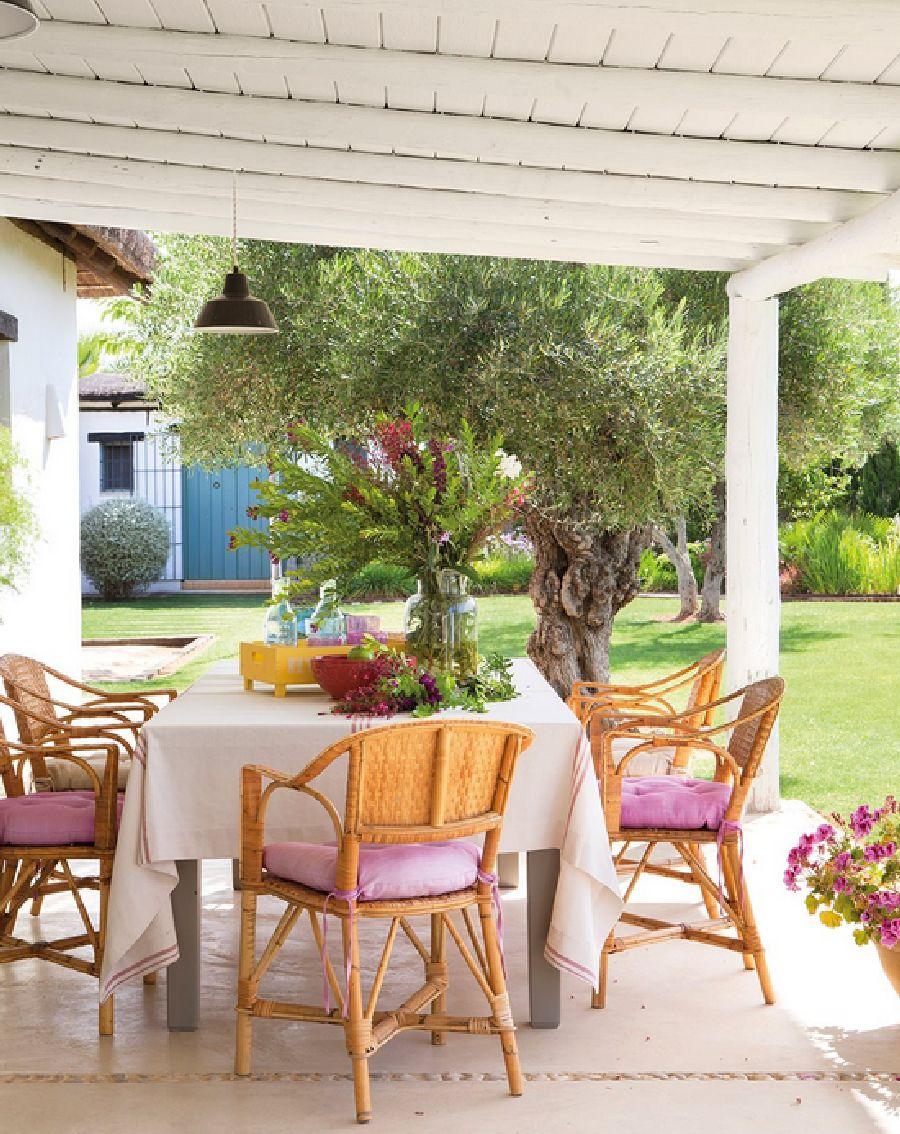 adelaparvu.com despre casa Andaluzia, casa de vacanta rustica si colorata, design interior Amparo Garrido, Foto ElMueble (4)