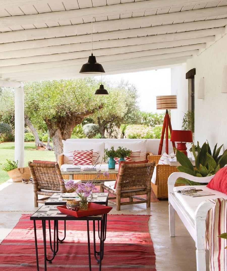 adelaparvu.com despre casa Andaluzia, casa de vacanta rustica si colorata, design interior Amparo Garrido, Foto ElMueble (5)