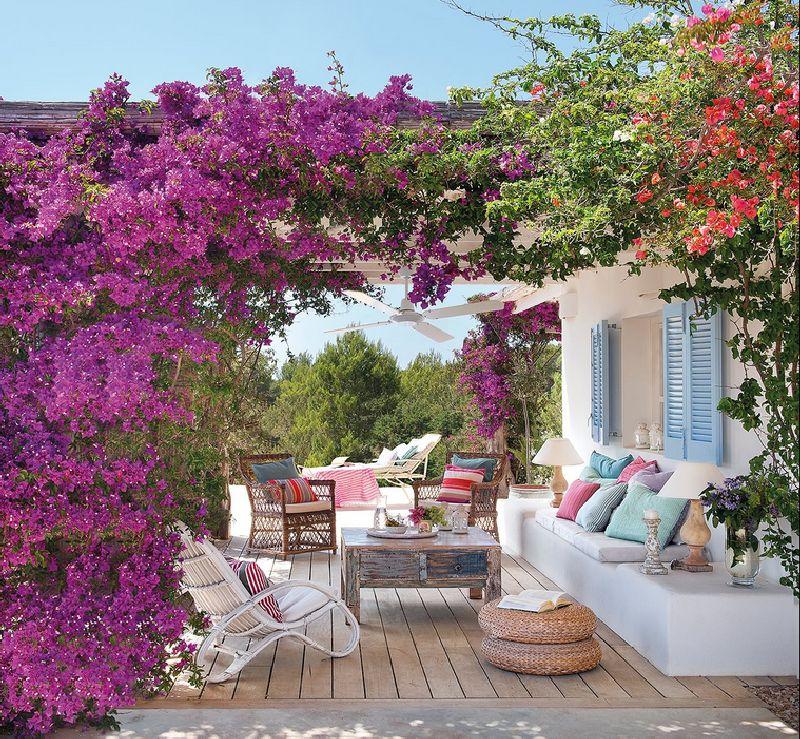 adelaparvu.com despre casa de vacanta cu terase, casa Spania, Formentera, Foto ElMueble (1)