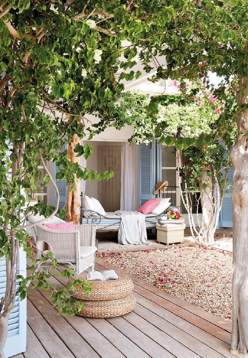 adelaparvu.com despre casa de vacanta cu terase, casa Spania, Formentera, Foto ElMueble (12)