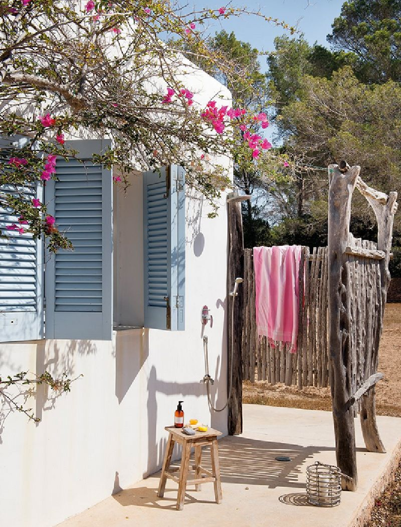 adelaparvu.com despre casa de vacanta cu terase, casa Spania, Formentera, Foto ElMueble (14)