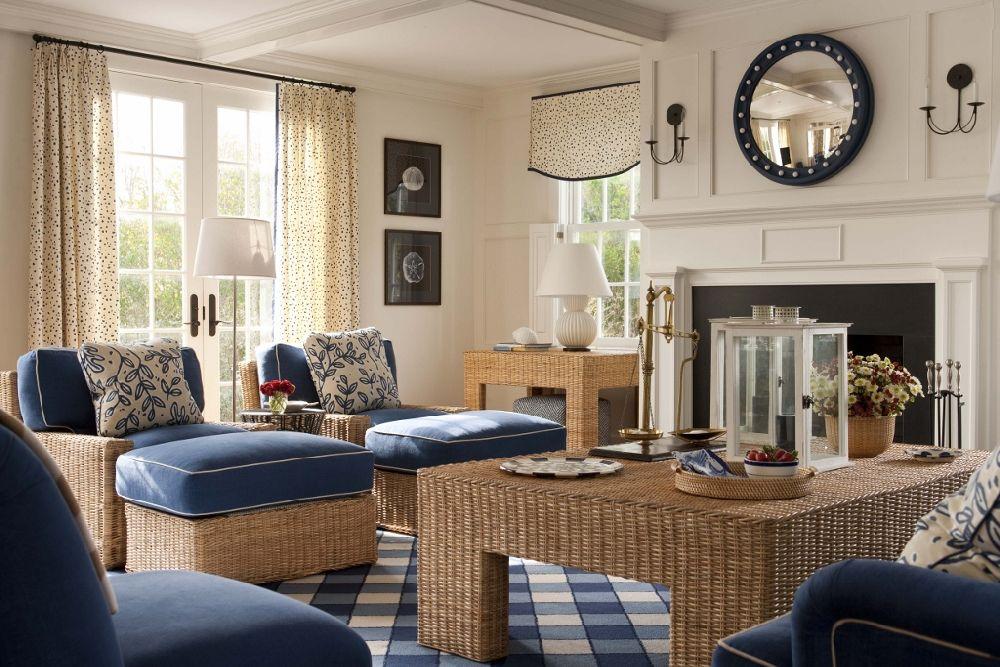 adelaparvu.com despre casa de vacanta in alb si albastru, casa SUA  Nantucket, Design interior T. Keller Donovan, Foto John Bessler Photography (13)