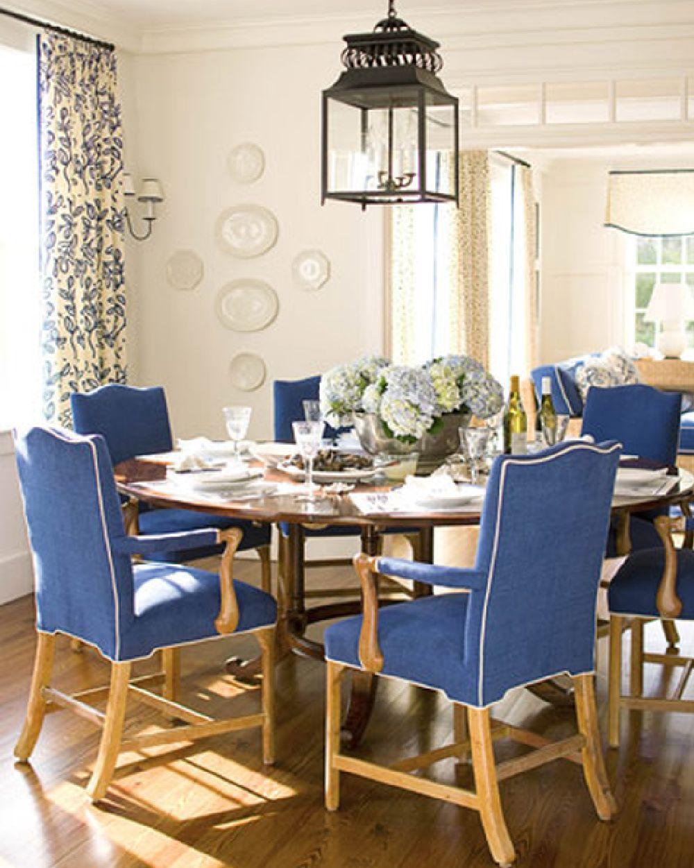adelaparvu.com despre casa de vacanta in alb si albastru, casa SUA  Nantucket, Design interior T. Keller Donovan, Foto John Bessler Photography (4)