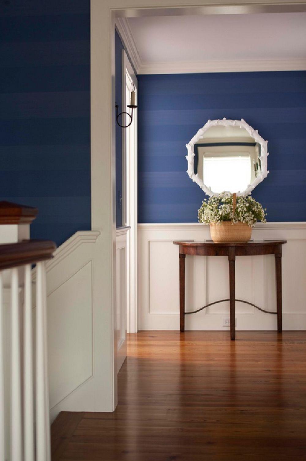 adelaparvu.com despre casa de vacanta in alb si albastru, casa SUA  Nantucket, Design interior T. Keller Donovan, Foto John Bessler Photography (5)