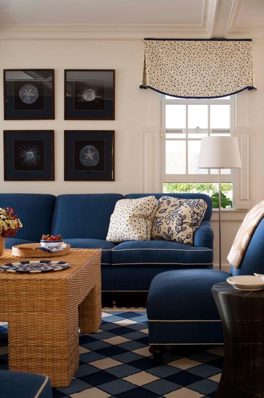 adelaparvu.com despre casa de vacanta in alb si albastru, casa SUA  Nantucket, Design interior T. Keller Donovan, Foto John Bessler Photography (8)
