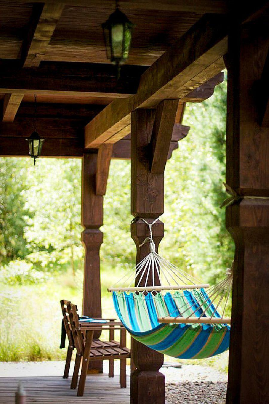 adelaparvu.com despre casa din lemn, csa si pensiune Polonia, Kolonia Mazurska Mierki (1)