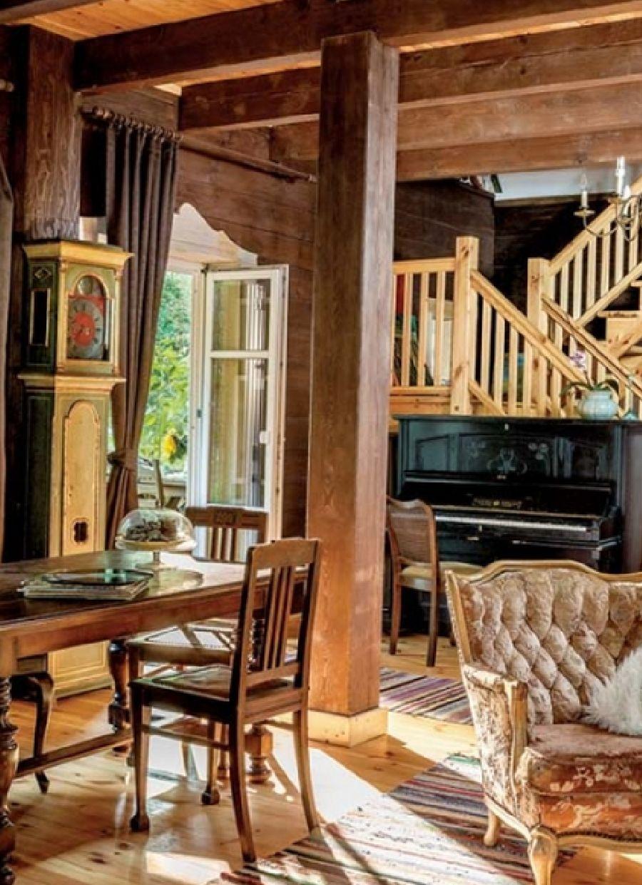 adelaparvu.com despre casa din lemn, csa si pensiune Polonia, Kolonia Mazurska Mierki (10)