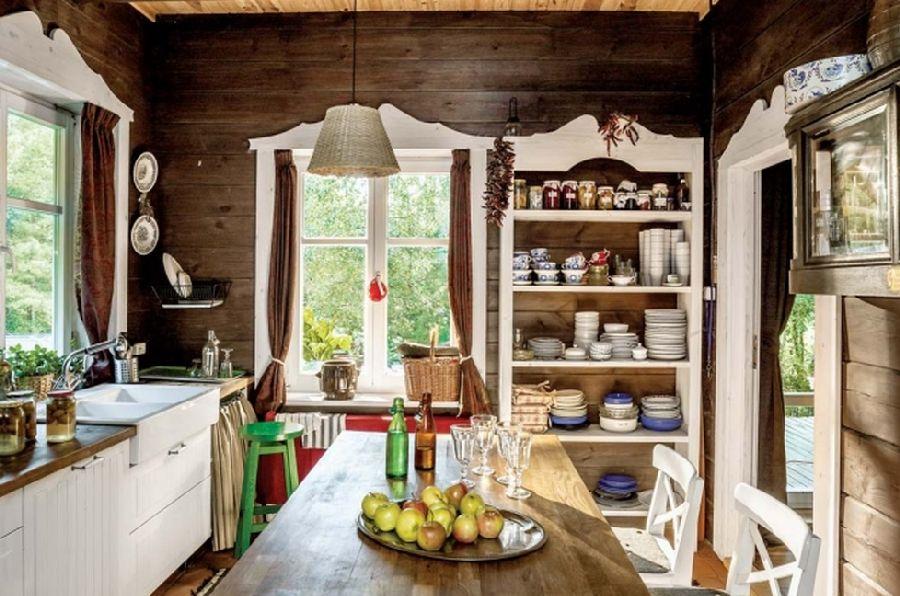adelaparvu.com despre casa din lemn, csa si pensiune Polonia, Kolonia Mazurska Mierki (16)