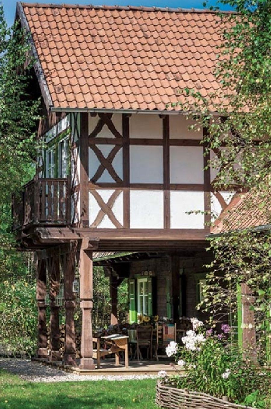 adelaparvu.com despre casa din lemn, csa si pensiune Polonia, Kolonia Mazurska Mierki (18)