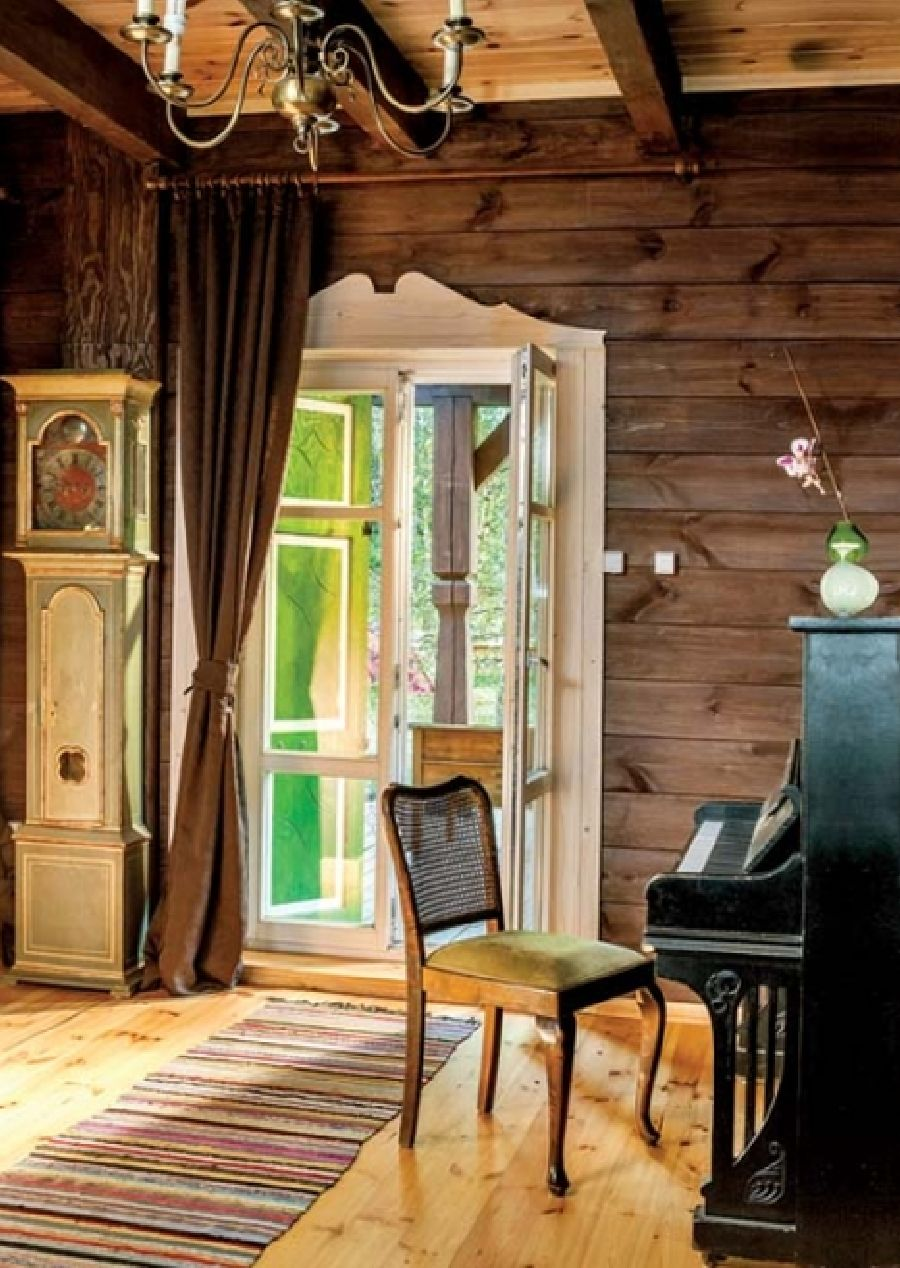 adelaparvu.com despre casa din lemn, csa si pensiune Polonia, Kolonia Mazurska Mierki (20)