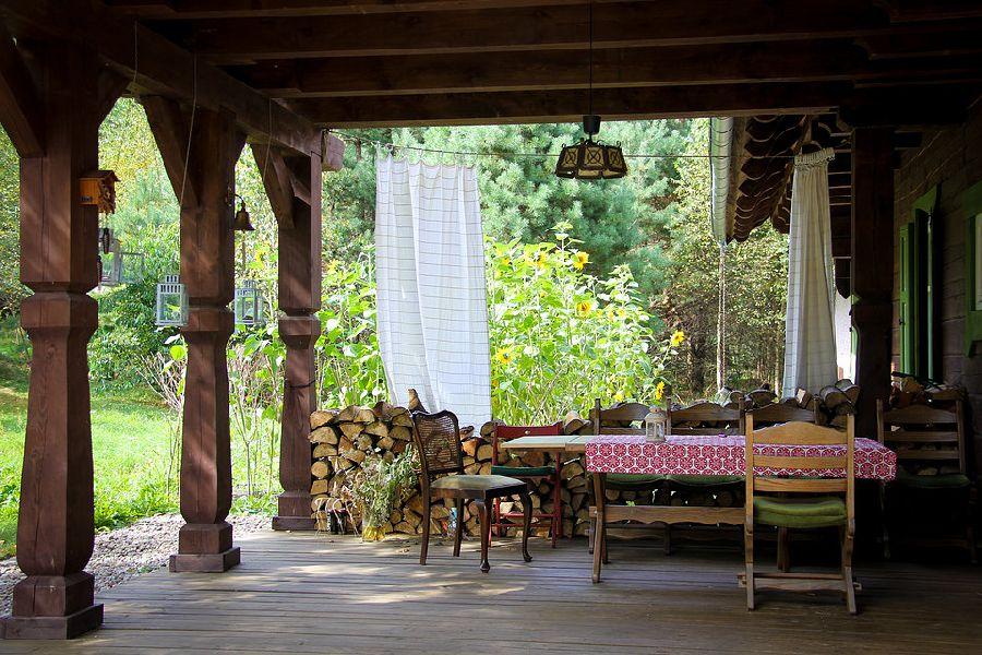 adelaparvu.com despre casa din lemn, csa si pensiune Polonia, Kolonia Mazurska Mierki (25)