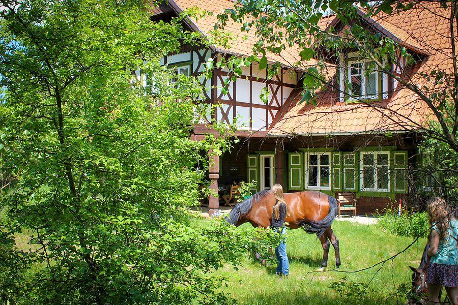 adelaparvu.com despre casa din lemn, csa si pensiune Polonia, Kolonia Mazurska Mierki (26)