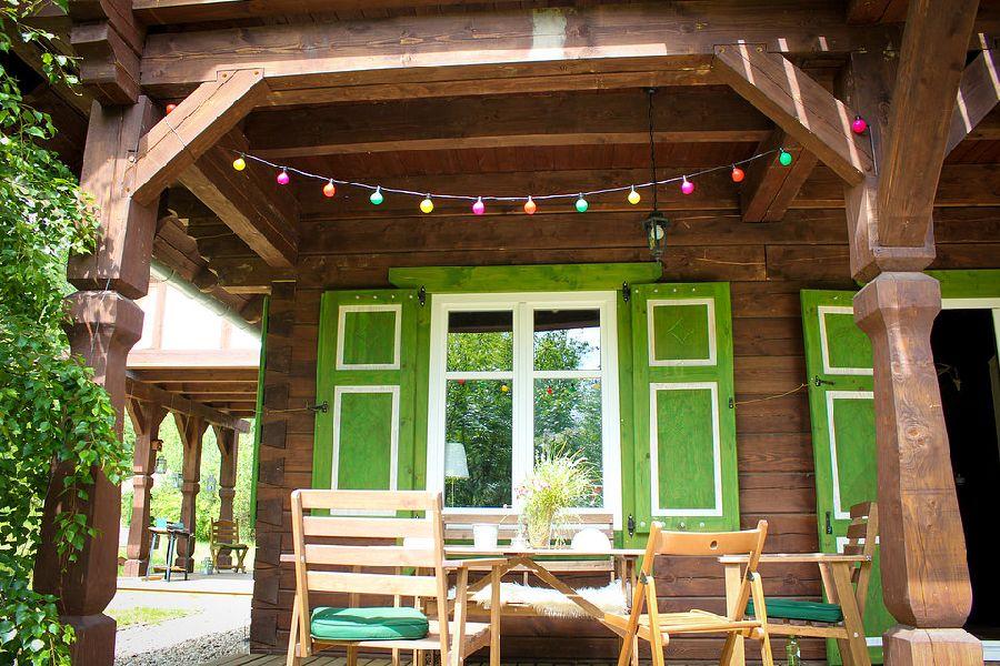 adelaparvu.com despre casa din lemn, csa si pensiune Polonia, Kolonia Mazurska Mierki (27)