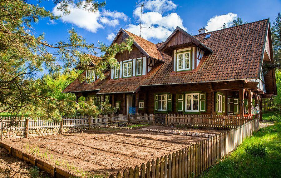 adelaparvu.com despre casa din lemn, csa si pensiune Polonia, Kolonia Mazurska Mierki (4)