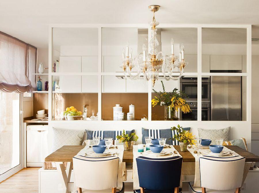 adelaparvu.com despre casa luminoasa, casa Spania, designer Pia Capdevila, Foto ElMueble (2)