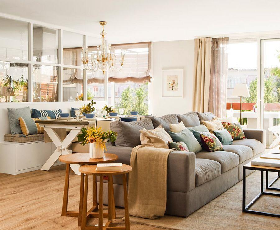 adelaparvu.com despre casa luminoasa, casa Spania, designer Pia Capdevila, Foto ElMueble (3)