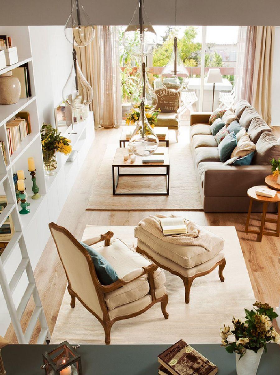 adelaparvu.com despre casa luminoasa, casa Spania, designer Pia Capdevila, Foto ElMueble (4)