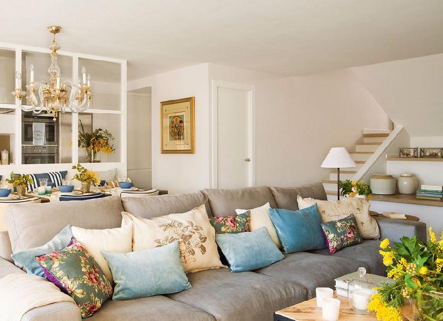 adelaparvu.com despre casa luminoasa, casa Spania, designer Pia Capdevila, Foto ElMueble (5)